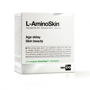 NHCO Nutrition - L-AminoSkin Age delay Skin Beauty - 2 x 56 gélules