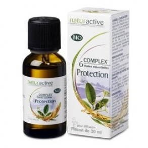 Illustration Huiles essentielles bio Complex' Protection - 30 ml