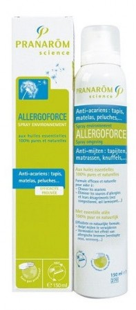 Illustration Allergoforce Spray acariens -  150ml