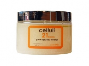 Dermexel - Celluli 21 express Gommage peau d'orange - 450g