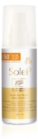 Boots - SoleiSP - Spray solaire enfant SPF 50+ - 150ml