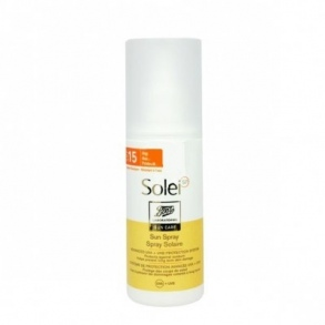 Boots - Solei spray solaire enfant SPF 30 - 150 ml