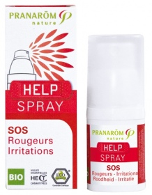 "Illustration Helpspray ""SOS Rougeurs Irritations"" - 15 ml"