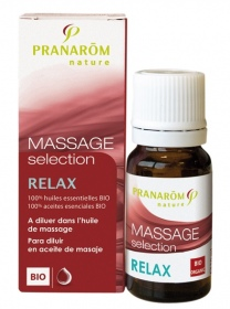 "Illustration Massage Sélection ""Relax"" - 10 ml"