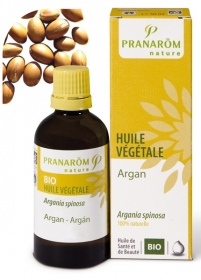 "Illustration Huile Bio ""Argan"" - 50 ml"