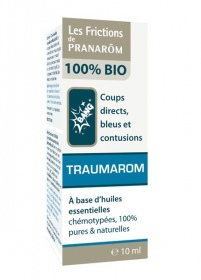 "Illustration Friction BIO ""Traumarom"" - 10 ml"