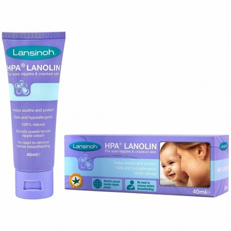 Lansinoh - HPA Lanoline Crème Protectrice Allaitement - 40ml