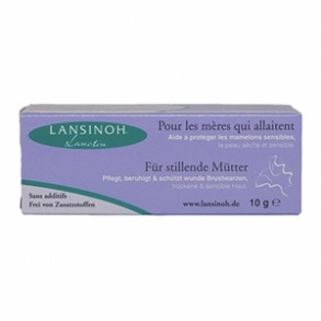 Lansinoh - HPA Lanoline Crème Protectrice Allaitement - 10g