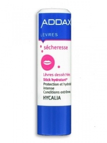 Illustration Stick Lèvres Hydratant Hycalia - Stick 4g