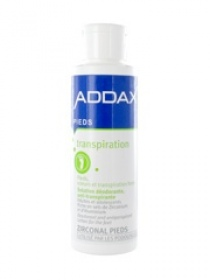 Addax - Solution Déodorante Anti-Transpirante - 125 ml