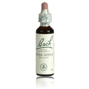 "Illustration Fleur de Bach ""Crab Apple n°10"" - 20 ml"