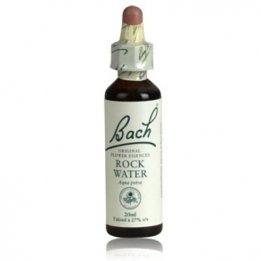 "Illustration Fleur de Bach ""Rock Water n°27"" - 20 ml"