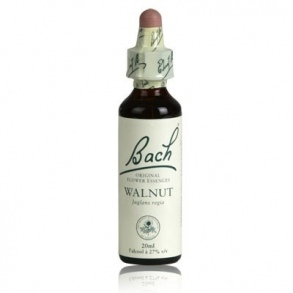 "Illustration Fleur de Bach ""Walnut n°33"" - 20 ml"