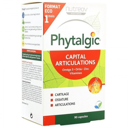 Phythea - Phytalgic Capital Articulations - 90 Capsules
