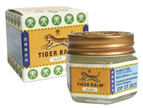 Illustration Baume du Tigre Blanc - 19g