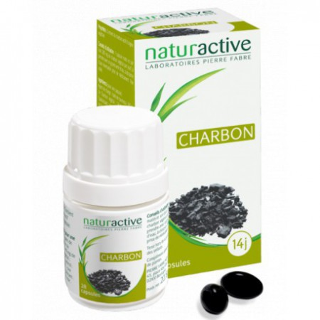 charbon 30 g lules de naturactive sur 1001pharmacies dans sant. Black Bedroom Furniture Sets. Home Design Ideas