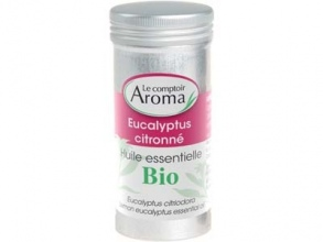 eucalyptus citronn huile essentielle bio 10ml de le comptoir aroma sur 1001pharmacies dans. Black Bedroom Furniture Sets. Home Design Ideas