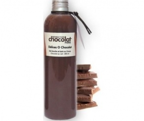Illustration Le délice - Gel Douche Chocolat au lait - 250ml