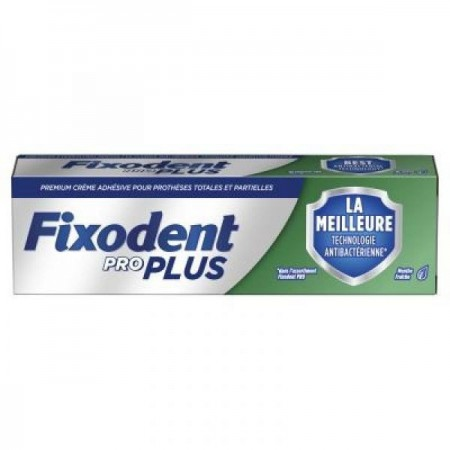 Illustration Fixodent Pro Duo Protection - 40g