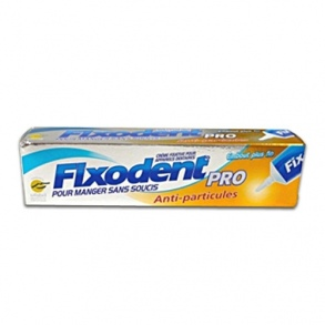 Illustration Fixodent Pro Soin Anti-particules 40 g