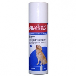 Clement Thekan - Spray Antiparasitaire - 175 ml