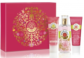 roger gallet coffret fleur de figuier 100 50ml de roger gallet sur 1001pharmacies dans noel. Black Bedroom Furniture Sets. Home Design Ideas