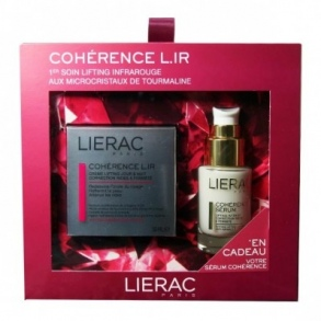 Illustration Coffret COHERENCE L.IR Crème Lifting 50 ml + Sérum 30ml offert
