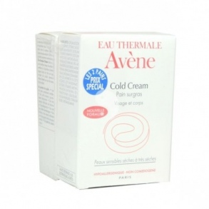 Avène - Cold Cream Pain surgras - 2x100 g (Lot de 2)