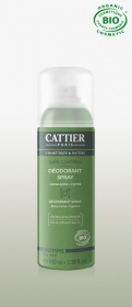 Cattier - Safe-control Déodorant spray bio - 100ml