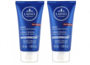 Laino - Crème Main Pro intense Cire d'Abeille 75 ml lot de 2
