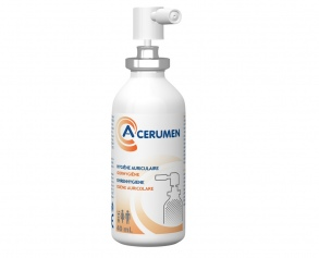 A-Cerumen - Flacon spray auriculaire 40ML
