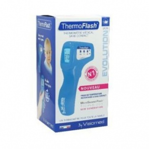 Illustration Thermoflash LX-26 Bleu