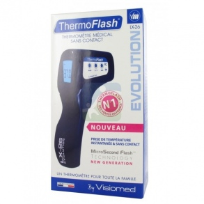 Illustration Thermoflash LX-26 Bleu Marine