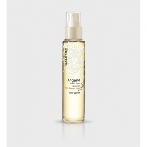 Galenic - Huile soyeuse  Corps, cheveux, visage - Flacon spray 125 ml