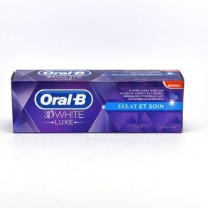 Oral-b - Oral B 3D White Luxe Dentifrice - 75ml