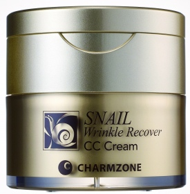 Charmzone - CC Cream Snail Wrinkle Recover SPF30