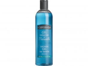 Illustration Gel douche de Marseille Océan 400 mL