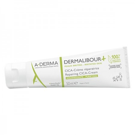 Illustration A Derma dermalibour+ creme reparatrice - 50ml