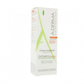 Illustration A DERMA EXOMEGA CREME EMOLLIENTE DEFI 200ML
