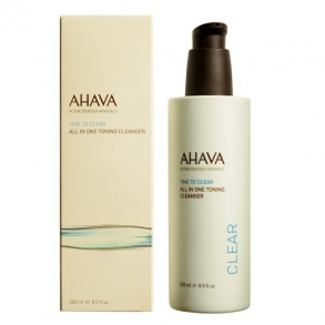Ahava - DEMAQUILLANT TONIQUE 3EN1 250ML
