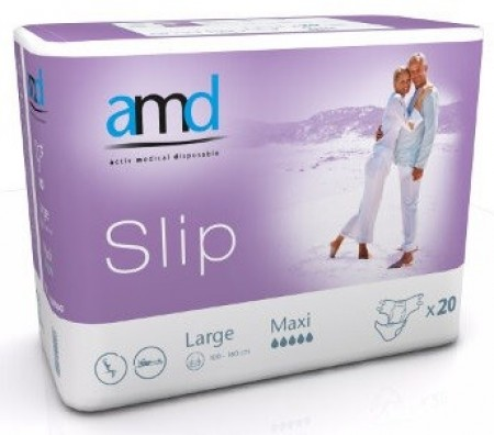 AMD - AMD SLIP CHANGE COMPLET LARGE MAXI 20 absorption 3700ml
