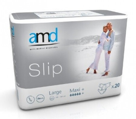 Illustration AMD SLIP CHANGE COMPLET large MAXI+  20 absorption 4200ml