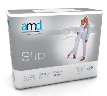 AMD - AMD SLIP CHANGE COMPLET MAXI+ XL 20 absorption 4400ml