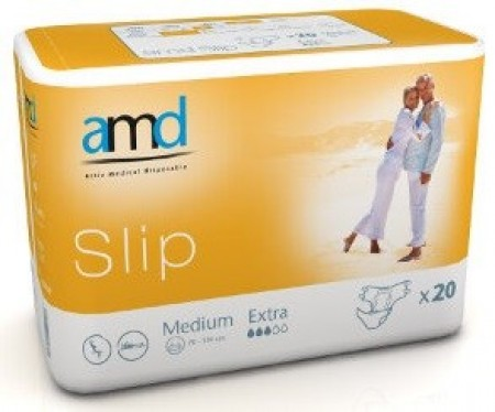 AMD - AMD SLIP CHANGE COMPLET MEDIUM EXTRA 20 absorption 2250ml