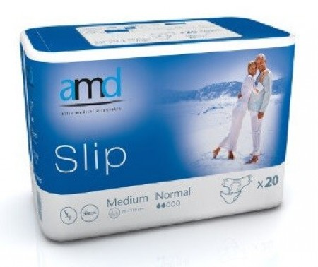 Illustration AMD SLIP CHANGE COMPLET MEDIUM NORMAL 20 absorption 2L