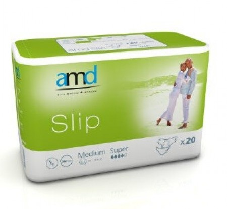 AMD - AMD SLIP CHANGE COMPLET MEDIUM SUPER 20 absorption 2600ml