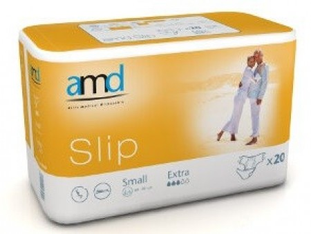 Illustration AMD SLIP CHANGE COMPLET SMALL EXTRA 20 absorption 1800ml