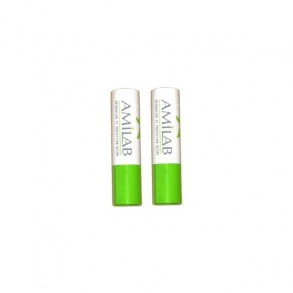 Illustration AMILAB SOIN LEVRES STICK 3.6 ML X2