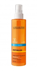 Illustration Anthelios SPF30 Huile invisible nutritive - 200 ml