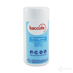 Cooper - BACCIDE LINGETTE MAINS SURFACES 100